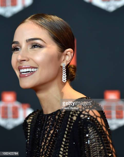 Tonight's Quincy Jones private event officially kicked off JBL Fest an exclusive threeday music experience hosted by JBL in Vegas Olivia Culpo was in...