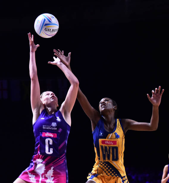 GBR: Vitality Netball World Cup - Day Nine