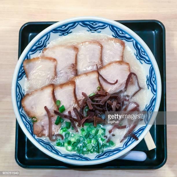 Tonkotsu Char-siu Pork Ramen