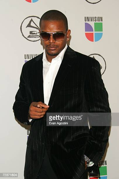 Tonny Tun Tun attends the 7th Annual Latin Grammy Awards at Madison Square Garden November 2 2006 in New York City
