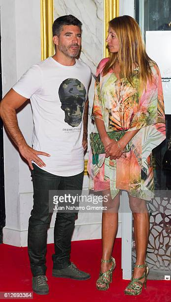 Tono Sanchis attends 'The Hole Zero' premiere at Calderon Theater on October 4 2016 in Madrid Spain