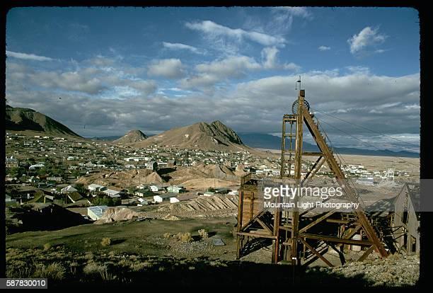 Tonopah Mining Town