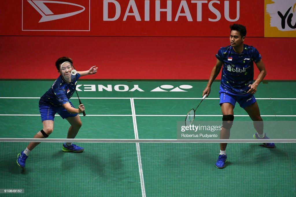 Daihatsu Indonesia Masters 2018