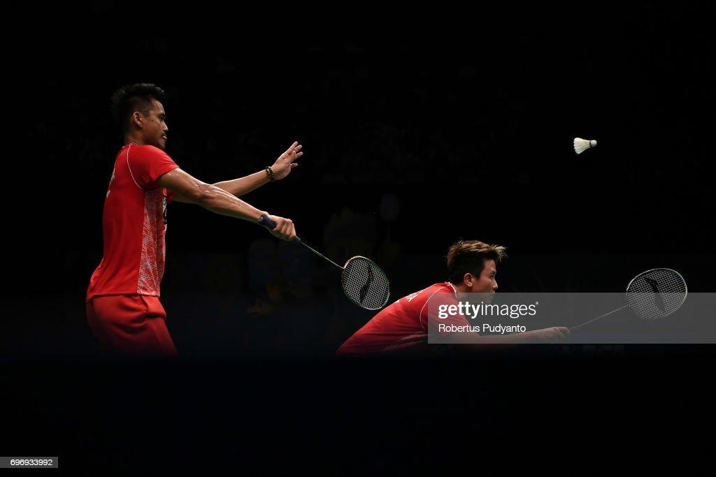 BCA Indonesia Open 2017