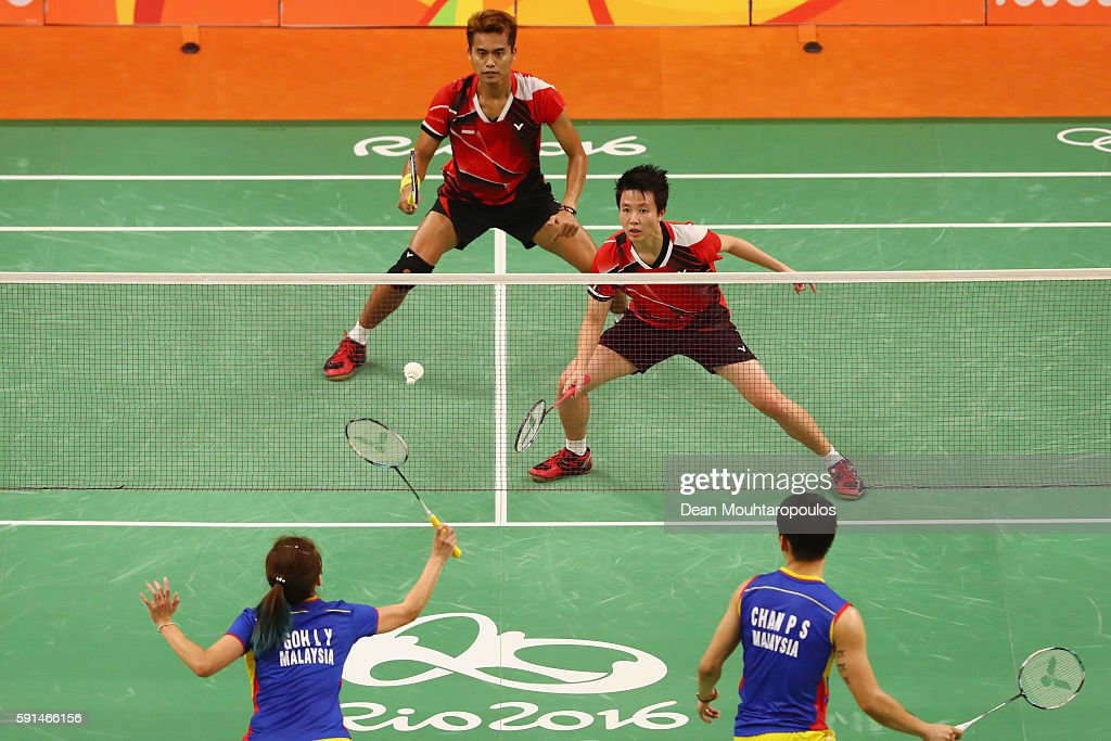 Badminton - Olympics: Day 12 : News Photo