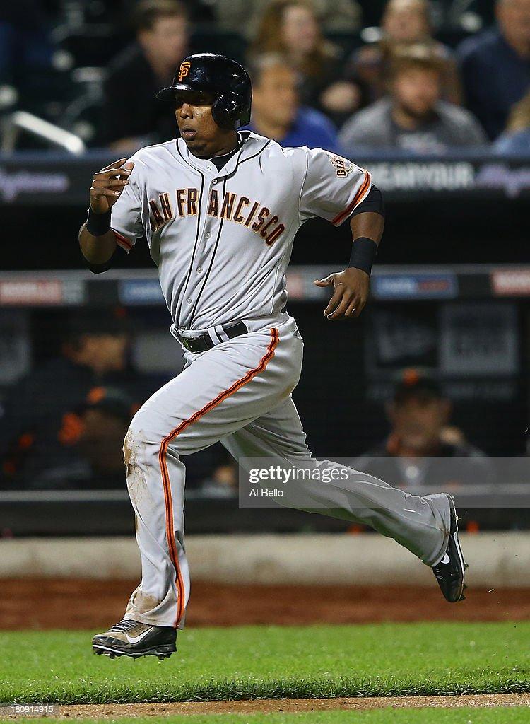San Francisco Giants v New York Mets