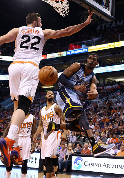 Mike Conley Jr. of the Memphis Grizzlies
