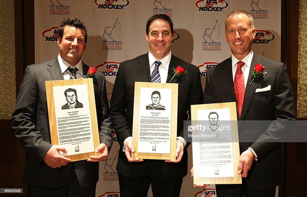 2009 U.S. Hockey Hall of Fame Induction