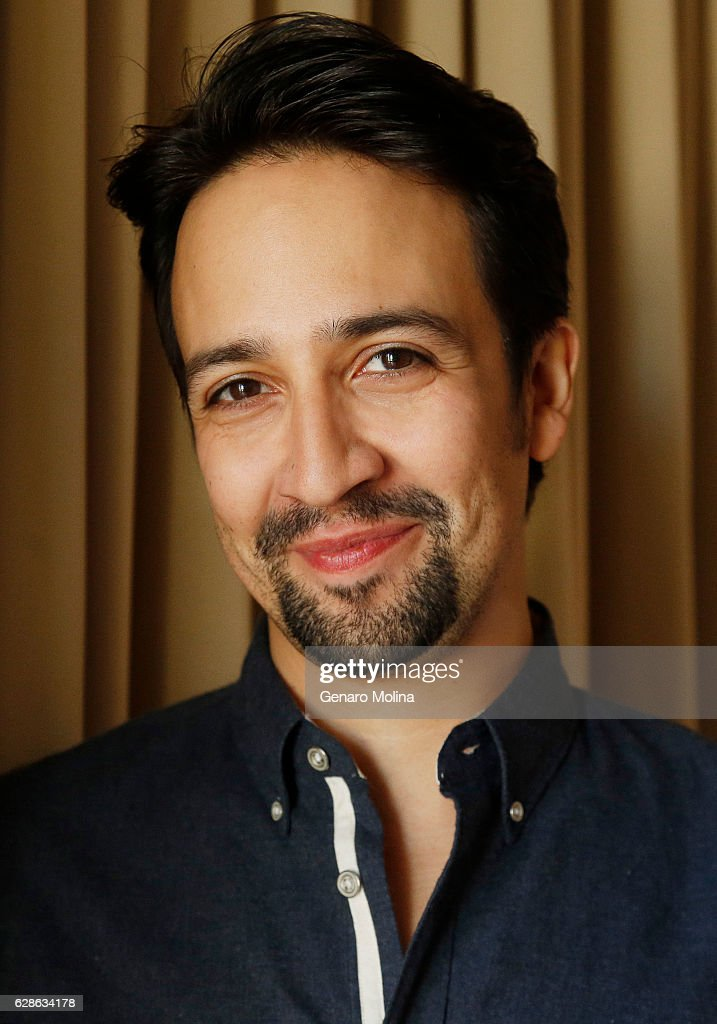 Lin-Manuel Miranda, Los Angeles Times, December 8, 2016