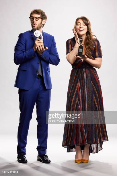 Tony Award nominees Josh Groban and Sara Bareilles will host THE 72nd ANNUAL TONY AWARDS live from the historic Radio City Music Hall in New York...