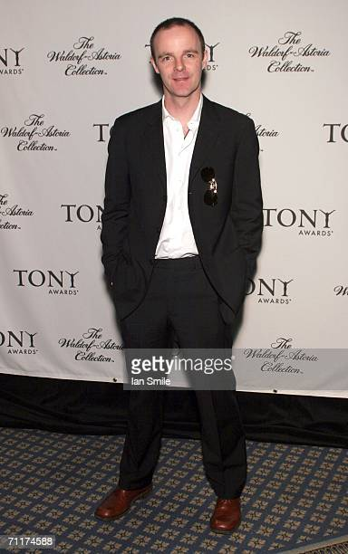 Tony Award Winner Brian F O'Byrne attends The Tony Awards Honor Presenters And Nominees at the Waldorf Astoria on June 10 2006 in New York