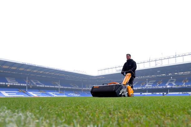 GBR: Everton FC v Newcastle United - Premier League
