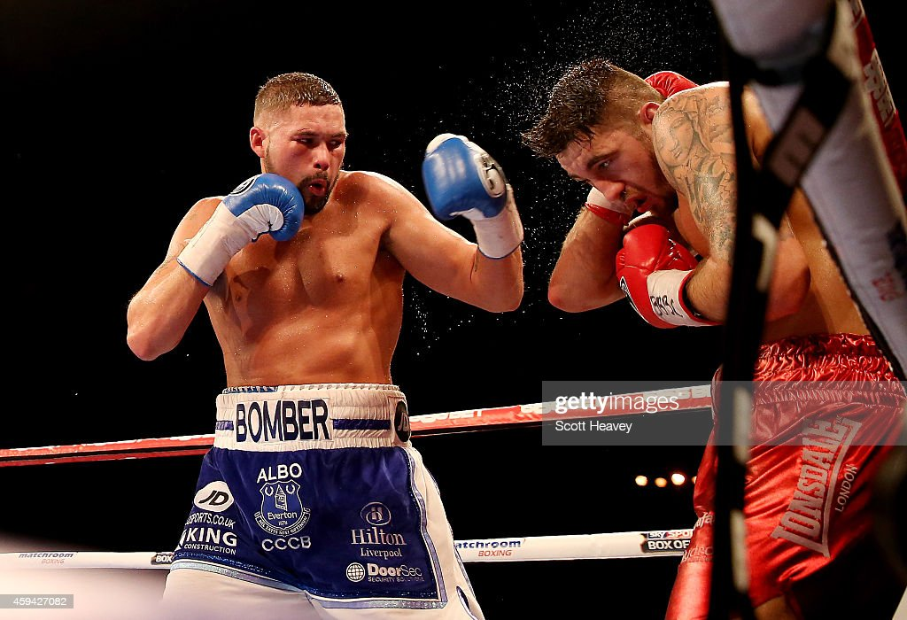 Nathan Cleverly v Tony Bellew - WBO & WBA Intercontinental Cruiserweight Title Fight