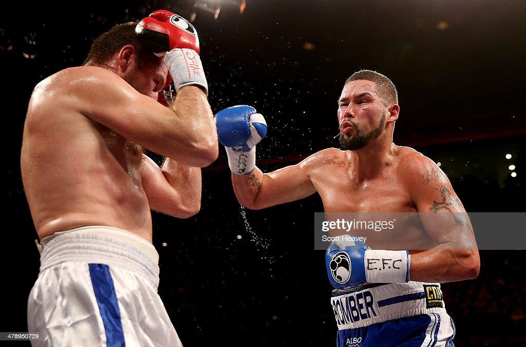 Boxing at Liverpool Echo Arena : News Photo