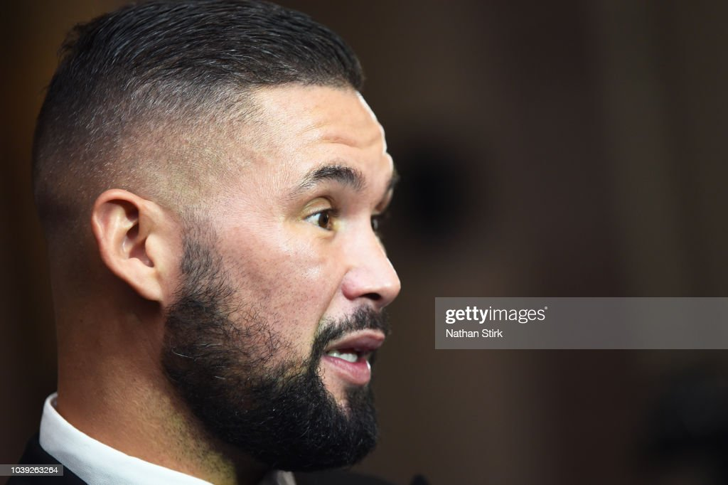 Oleksandr Usyk and Tony Bellew Press Conference