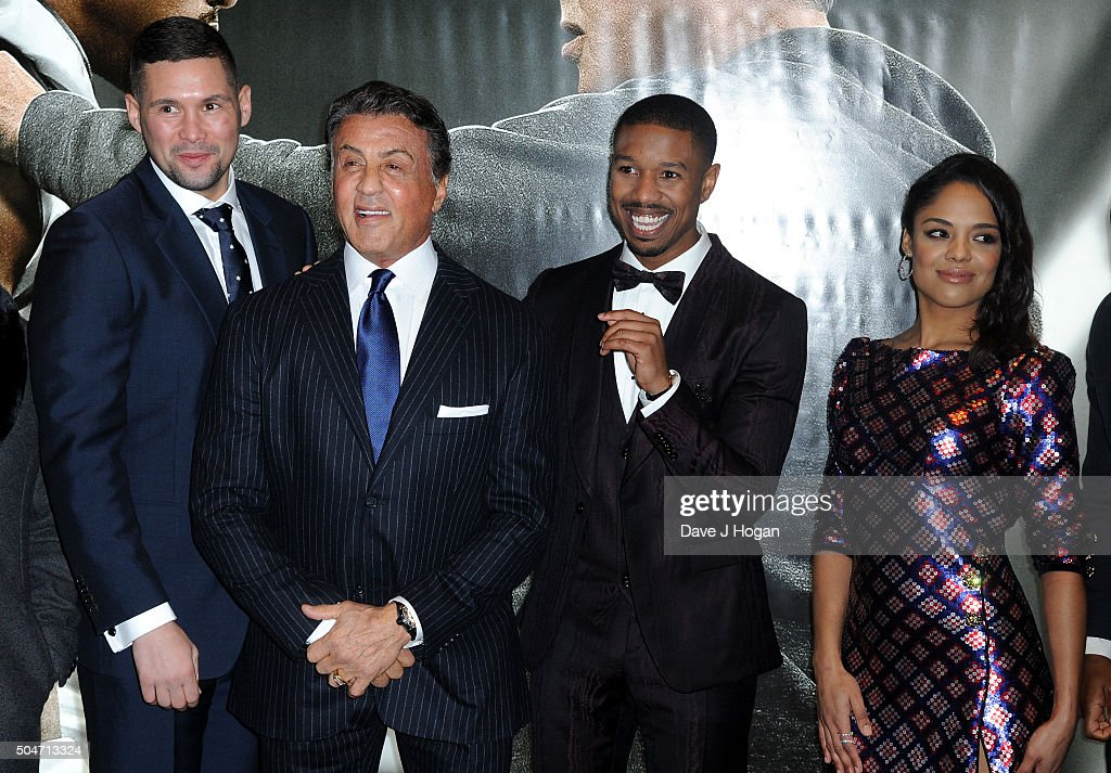 """Creed"" - European Premiere - VIP Arrivals"