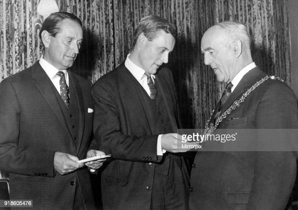 Tony Benn was a British Labour Party politician who was a Member of Parliament for 50 years died on 14 March 2014 Pictured at the Cardiff Business...