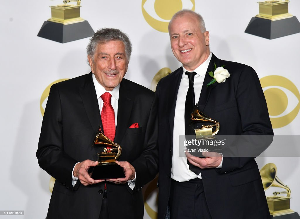 Grammy Press Room