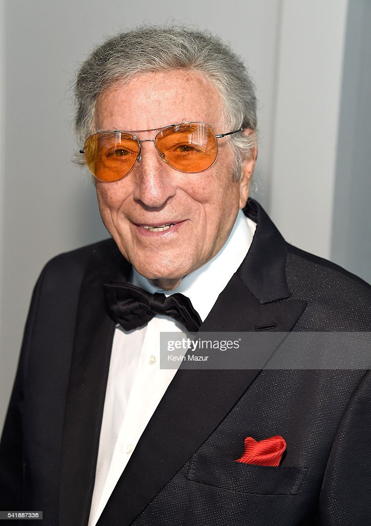 Friars Club Honors Tony Bennett With The Entertainment Icon Award