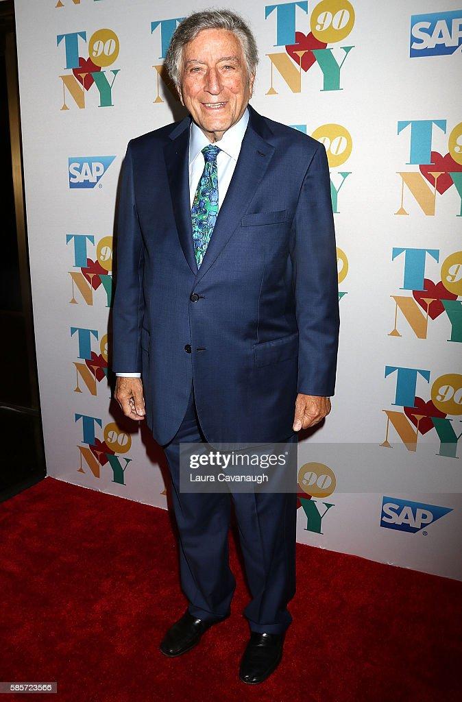 Tony Bennett 90th Birthday Party