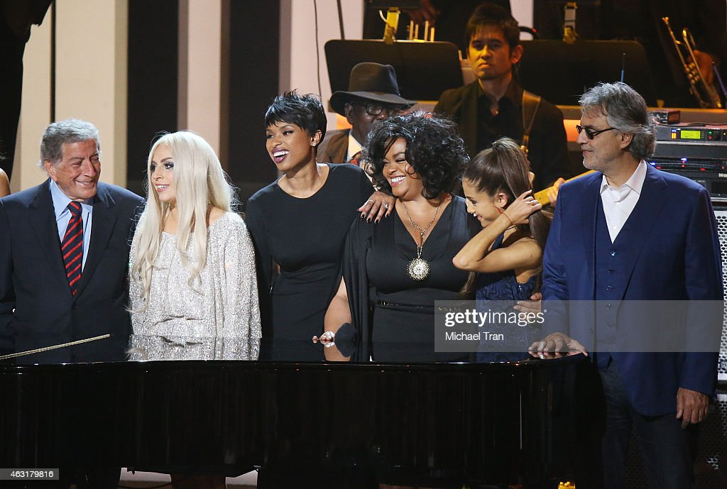 Stevie Wonder: Songs In The Key Of Life - An All-Star GRAMMY Salute : News Photo