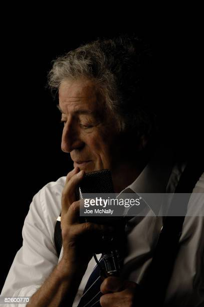 Tony Bennett poses on June 25 2006 in Los Angeles California He is still going strong after all these years