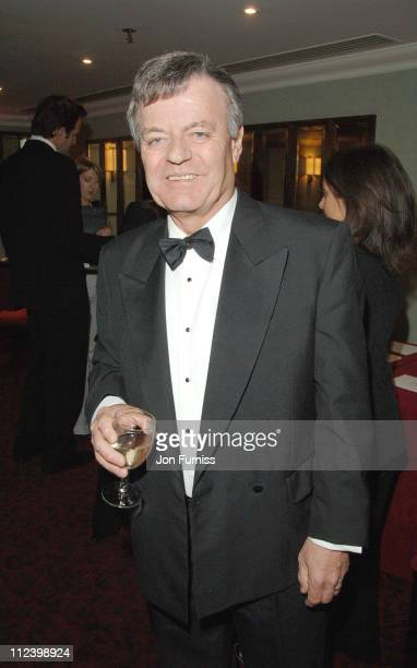 Tony Blackburn during 2007 Sony Radio Academy Awards - Inside at Grosvenor House Hotel in London, Great Britain.