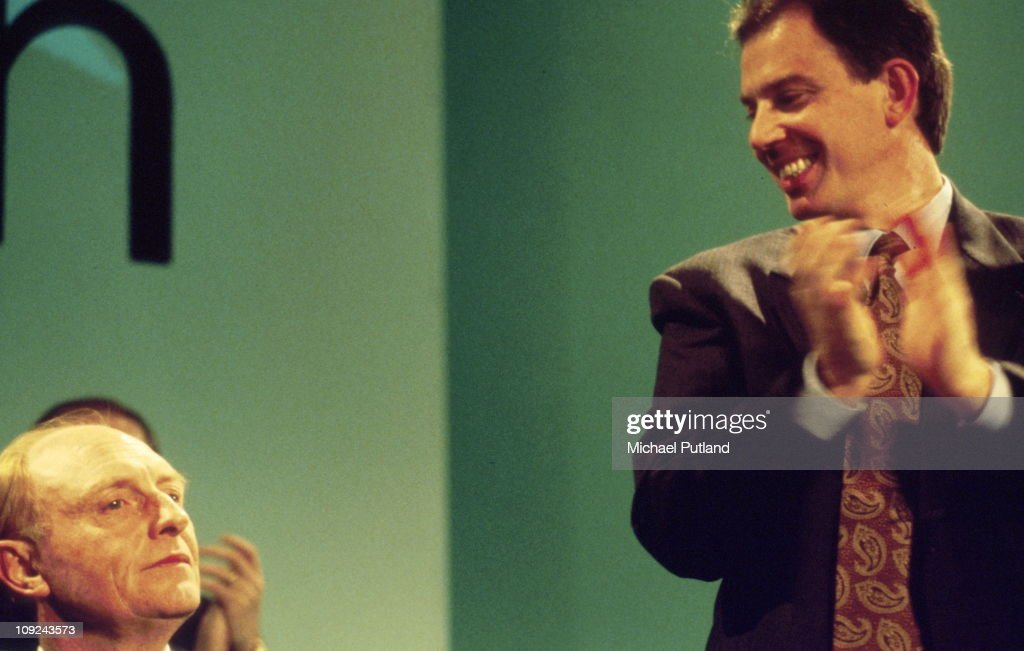 Labour Party Conference 1994 : News Photo