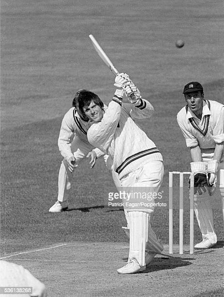 Tony Brown of Gloucestershire batting during the County Championship match between Middlesex and Gloucestershire at Lord's Cricket Ground London May...