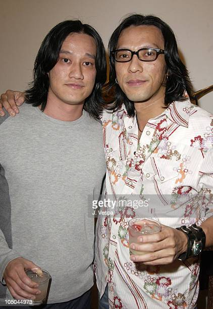 1a2f330c42d2 Tony Bui and Tim Bui during Miu Miu Party for IFP Los Angeles Filmmaker  Labs at