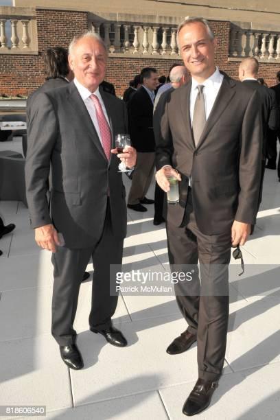 Tony Carabetta and Todd De Garmo attend 200 Fifth Avenue 100th Birthday Celebration at 200 5th Avenue on June 17 2010 in New York City