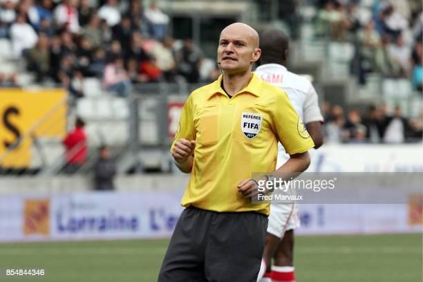 Tony CHAPRON Nancy / Auxerre 5eme journee de Ligue 1