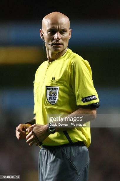 Tony Chapron Referee