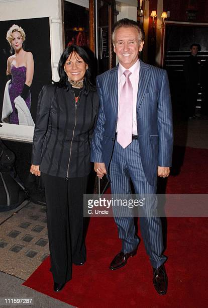 Tony Christie during Guys And Dolls VIP performance Red Carpet Arrivals at Piccadilly Theatre in London Great Britain