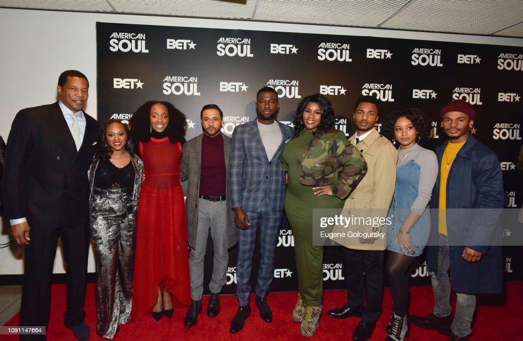 BET American Soul NYC Screening Event : News Photo