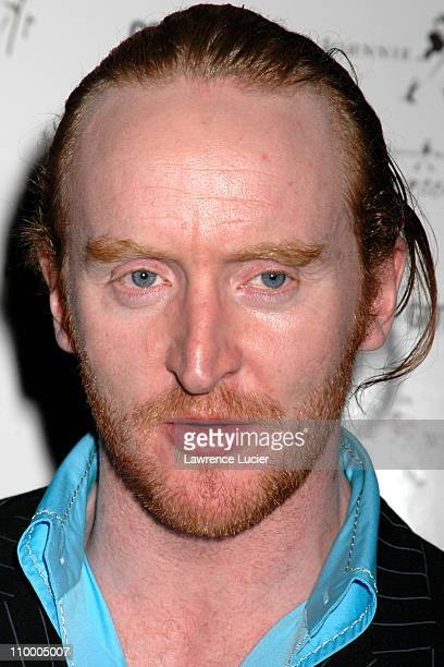 Tony Curran during Johnnie Walker Presents Dressed to Kilt Arrivals and Runway at Copacabana in New York City New York United States