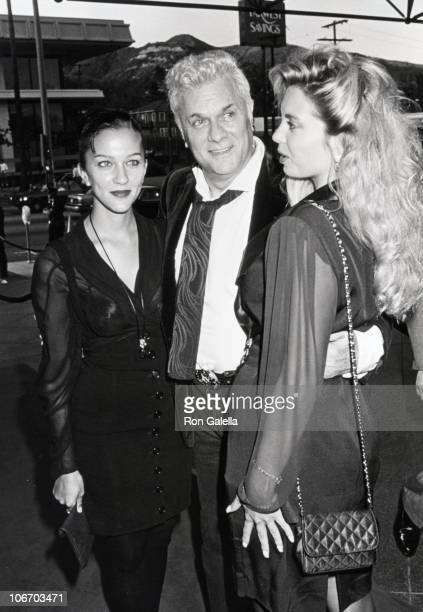 Tony Curtis Allegra KaufmannCurtis and Antonia Dorian
