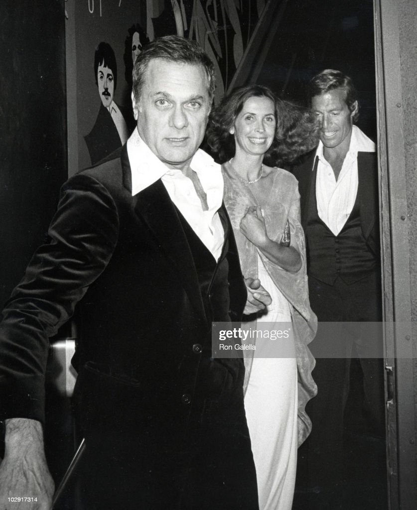 Tony Curtis Leslie Allen And Tony Franciosa News Photo Getty Images