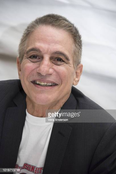 Tony Danza at 'The Good Cop' Press Conference at the Essex House on August 18 2018 in New York City