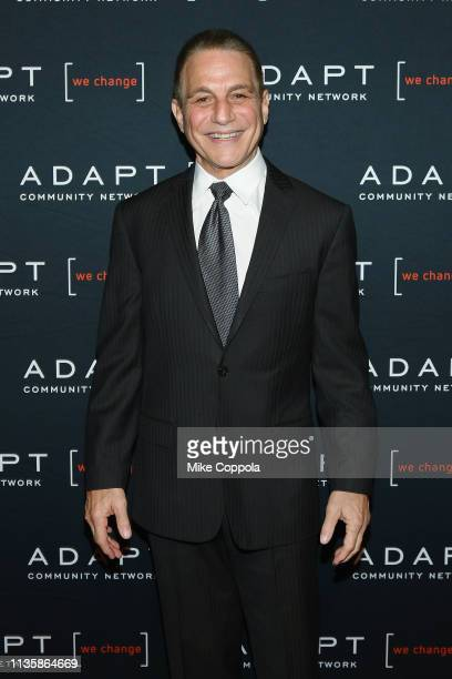 Tony Danza attends the 2019 2nd Annual ADAPT Leadership Awards at Cipriani 42nd Street on March 14 2019 in New York City