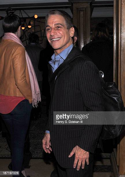 Tony Danza attends The Cinema Society Dior Beauty screening of Thor The Dark World after party at Marlton Hotel on November 6 2013 in New York City