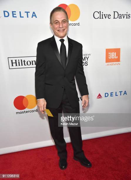 Tony Danza attends the Clive Davis and Recording Academy PreGRAMMY Gala and GRAMMY Salute to Industry Icons Honoring JayZ on January 27 2018 in New...