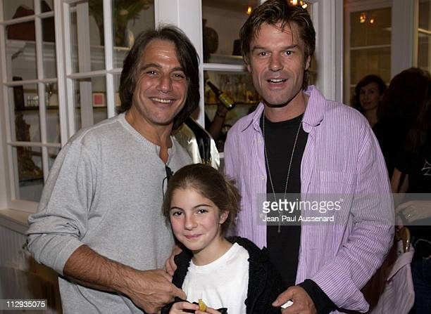 "Tony Danza, daughter Emily & Harry Hamlin during Opening of ""Belle Gray"" Lisa Rinna's New Clothing Boutique at Belle Gray in Sherman Oaks,..."