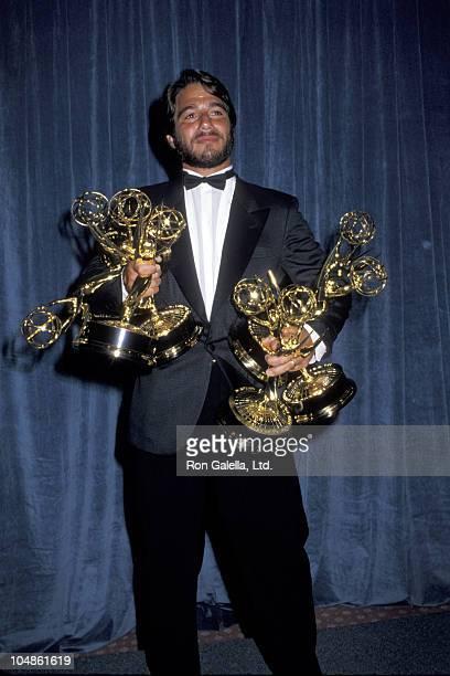 Tony Danza during 40th Annual Primetime Emmy Awards August 8 1988 at Pasadena Civic Auditorium in Pasadena California United States