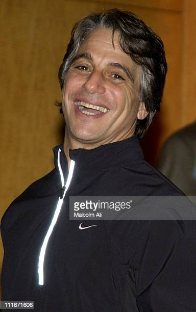 Tony Danza during Stealing Christmas Premiere at Museum of TV Radio in Beverly Hills California United States