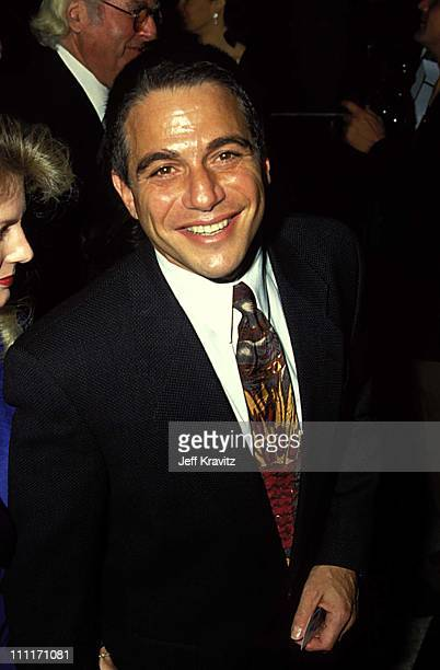 Tony Danza during Sunset Blvd Los Angeles Premiere in Los Angeles California United States