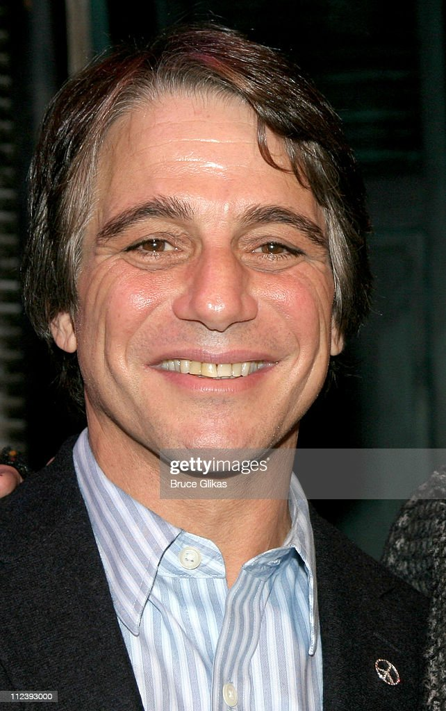 """Tony Danza Visits Kathie Lee Gifford's New Musical """"Under The Bridge"""""""