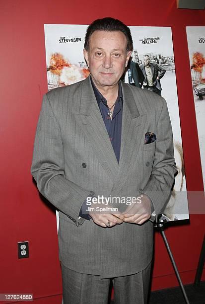 Tony Darrow attends the premiere of Kill the Irishman at Landmark's Sunshine Cinema on March 7 2011 in New York City