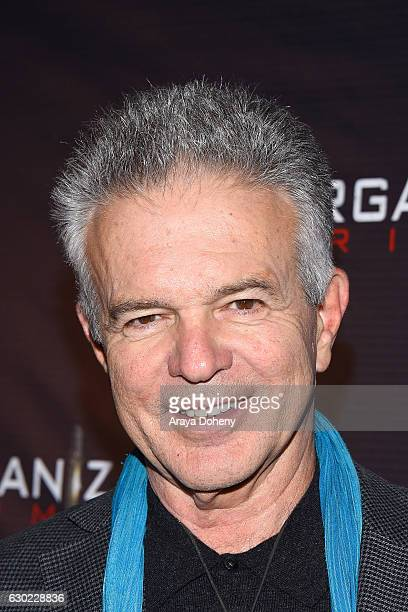 Tony Denison attends the 'Unorganized Crime' screening at Charlie Chaplin Theatre on December 18 2016 in Los Angeles California