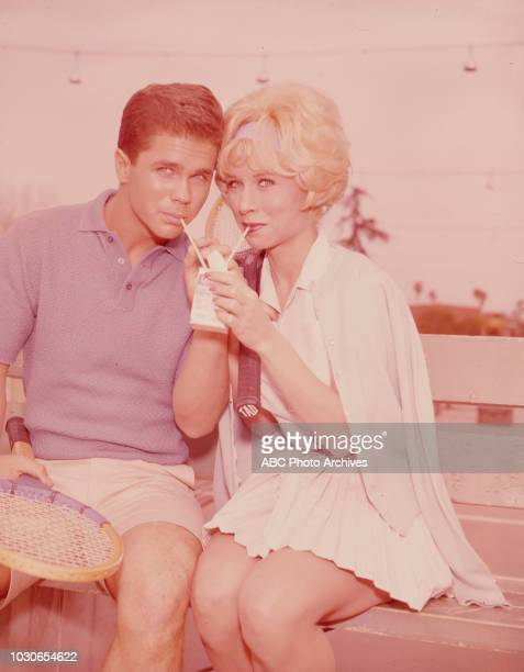 Tony Dow Cindy Robbins appearing on 'Leave it to Beaver'